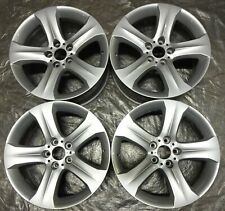 4 Orig BMW Alufelgen Styling 258 9Jx19 ET48 6778586 X5 E70 FB135