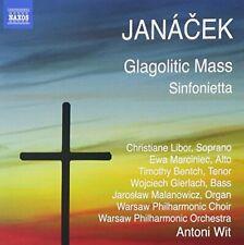 Wojciech Gierlach - Janacek: Glagolitic Mass/ Sin... - Wojciech Gierlach CD UALN