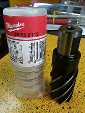 "MILWAUKEE 49-59-2113 HIGH SPEED STEEL ANNULAR CUTTER 1-1/8"""