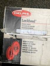 Delphi Lockheed Brake Discs For Landrover P38 Vented