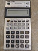 Radio Shack Calculator Model EC-4004 vintage 10 didget scientific programmable