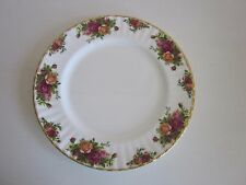 Royal Albert Old Country Roses Dinner Plate 1962