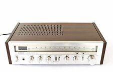 Vintage Pioneer SX-3400 Stereo Receiver Made in Japan Awesome Chrome