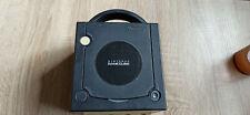 Nintendo GameCube Jet Schwarz Spielekonsole (PAL) Nur Konsole !!