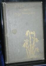 New listing Poems by Emily Dickinson 1892 Roberts Brothers 9th Edition