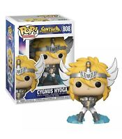 Funko Pop! Animation: Saint Seiya- Cygnus Hyoga #808 Vinyl Figure