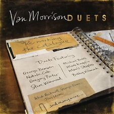 Duets Re-working The Catalogue - Van Morrison CD Sealed ! New ! 2015 !