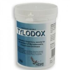 Pigeon Product - Tylodox - respiratory treatment - by Medpet - Racing Pigeons