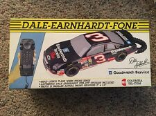 Dale Earnhardt Fone #3 Nascar Race Car Phone GM Goodwrench w/ decals collectible