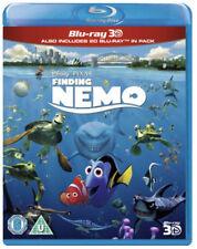 Finding Nemo 3D (3D Blu-ray, 2013)