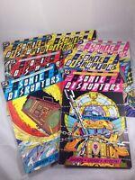 Sonic Disruptors #1 - 7 Complete Series Mike Baron DC Comics