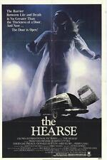 THE HEARSE Movie POSTER 27x40 Trish Van Devere Joseph Cotten Donald Hotton David