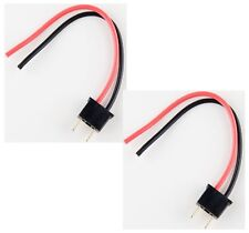 Nokya Wire Harness Pigtail Male H7 Nok9156 Light Bulb Cornering Plug to Socket