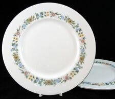 Royal Doulton PASTORALE 2 Dinner Plates English Bone H5002 VERY GOOD CONDITION