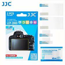 JJC Camera LCD Guard Film Screen Protector fo Canon EOS RP Rebel SL2 SL3 DN