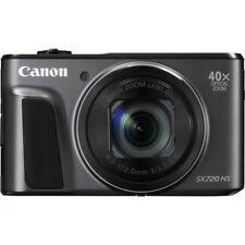 Canon PowerShot SX720 HS Digital Camera (Black) - 1070C001