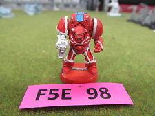 Warhammer 40K oop Rogue Trader Space Marine Exo Armor Terminator d