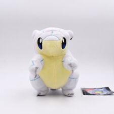Pokemon Alolan Sandshrew Plush Alola Stuffed Soft Teddy Bear Kids Sun Moon Ultra