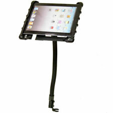 "18"" Car Van Flexi Vehicle Floor Seat Track Bracket Mount for Apple iPad 4 3 2 1"
