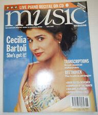 Music Magazine Cecilia Bartoli & Beethoven June 1995 032515R2