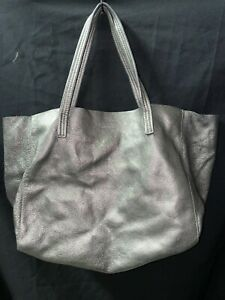 Kurt Geiger London Soft Real Leather Made In Italy Tote Bag