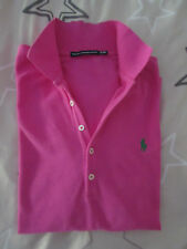 RALPH LAUREN SPORT Poloshirt pink Gr. XL/EG - getragen - sehr gepflegter Zustand