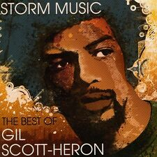 Gil Scott-Heron, Brian Jackson - Storm Music: Best of [New CD]