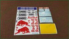 Marc Marquez Helmet Complete Sponsor Decals Stickers Race Shoei High Quality Set