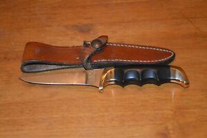 Vintage Kai Kershaw 1029 Field & Stream Knife w/ Sheath