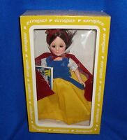 Vintage Effanbee Snow White Doll in Original Box