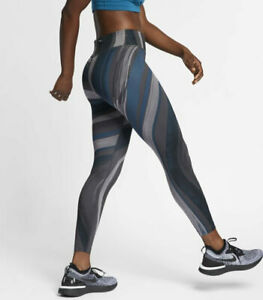 Women's M Nike Epic Lux 7/8 Running Tights Athletic Pants Tight Fit AJ8782-056