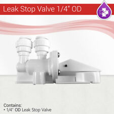 """Reverse Osmosis Leak Detector / Protector for 1/4"""" Tubing w/ 17mm expanding pad"""