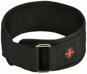 Harbinger Unisex's Nylon Lifting Support Belt, Weightlifting LARGE