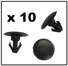 10 x MAZDA WEATHERSTRIP RETAINER TRIM CLIP FASTENER