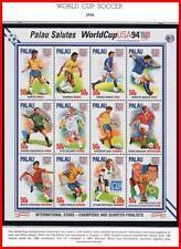 PALAU 1994 WORLD CUP SOCCER/FOOTBALL x3 M/S MNH SPORTS