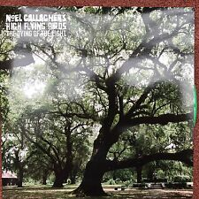 """Noel Gallagher's High Flying Birds - The Dying Of The Light - Green 7"""" Single"""