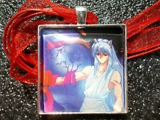 Yu Yu Hakusho Yoko Kurama Kitsune Fox Anime Manga Cosplay Necklace handmade card