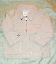 New baby gap boys jacket