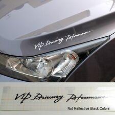 Detailkorea VIP Driving Performance Reflective Sticker Car Designer Decal