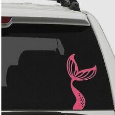 MERMAID TAIL Vinyl Decal -Sticker for Car Truck Bumper Wall Window Laptop