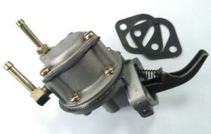 NEW FUEL PUMP WITH GASKETS FITS DATSUN 1200 NISSAN B110 B210 A-SERIES ENGINE