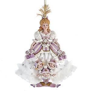 Nutcracker Suite Mother Ginger Ornament w