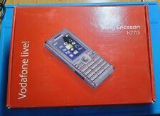 Sony ericsson K770i Box GSM Unlocked