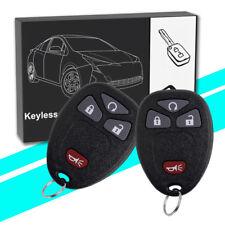 Key Fob For 2007-2013 Chevrolet Silverado 2500 HD; Key Keyless Remote Remotes F