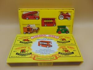 Matchbox Series 40th Anniversary Collection (Boxed)