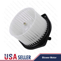 700239 A/C Heater Blower Motor w/ Fan Cage for 08-17 Mitsubishi Lancer Outlander