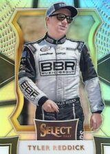 2017 PANINI SELECT RACING NASCAR SILVER PRIZM PARALLEL TYLER REDDICK NO. 71