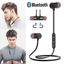 Wireless-Bluetooth Earphones Sweat Proof Sports In-Ear 4.2 Stereo Headphones Mic