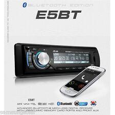 Jb.Lab E5Bt 1 Din Mounting 280W Bluetooth Steering Wheel Car Audio Usb Sdhc Mp3
