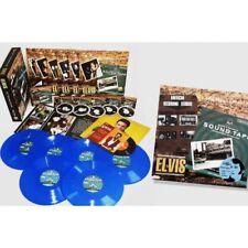 ELVIS PRESLEY - 827 THOMAS STREET - 6 LP - 5 CD- 45 RPM - BLUE VINYL BOX Sealed